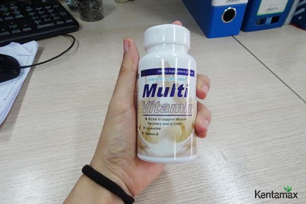 Những điều cần biết về thuốc tăng cân Multi vitamin Thái Lan