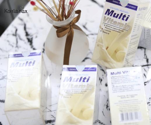 Những Điều Cần Biết Về Thuốc Tăng Cân Multi Vitamin Của Thái Lan