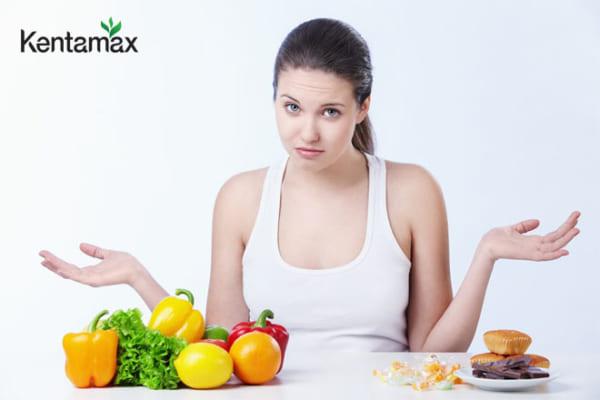 Cơ thể chứa quá nhiều gốc tự do khiến ăn nhiều không thể tăng cân