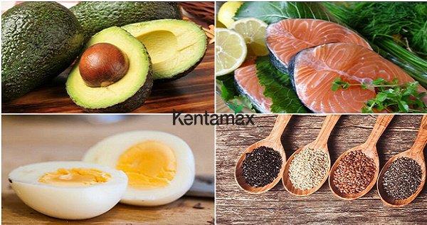 Tiêu thụ chất béo lành mạnh