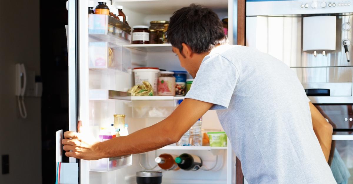 Hướng dẫn tăng cân cho nam giới bằng cách ăn khuya