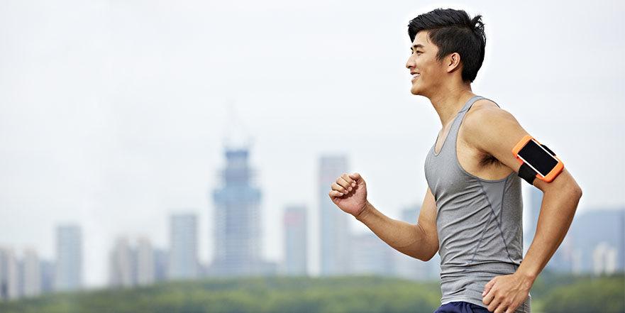 Tập thể dục để thúc đẩy trao đổi chất trong cơ thể - Cách lên cân cho nam ít người biết