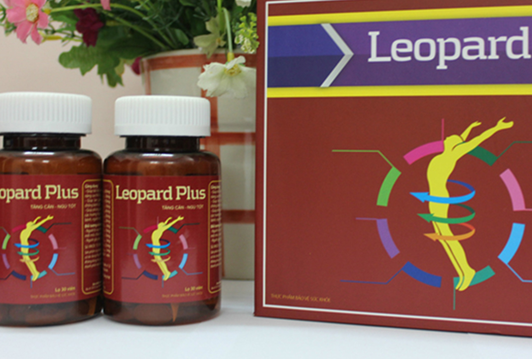 Thuốc tăng cân Leopard Plus