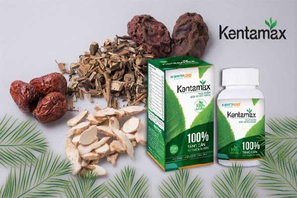 Viên uống tăng cân Kentamax