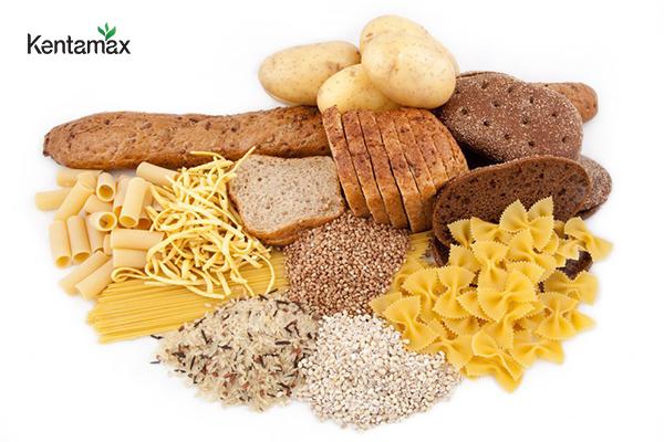 Chế độ ăn để tăng cân nhanh chóng không thể thiếu tinh bột