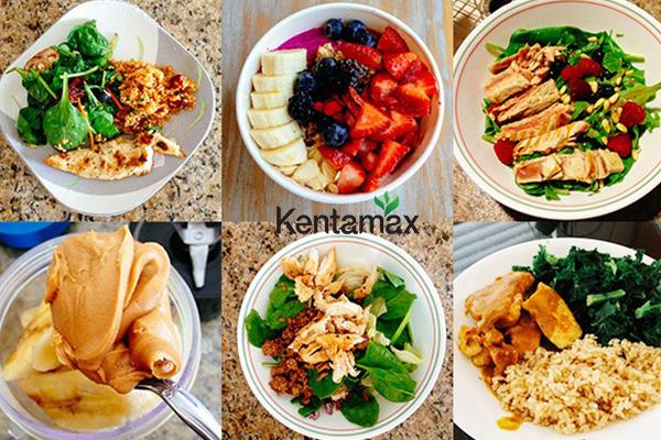 Ăn thêm 2-3 bữa phụ trong ngày