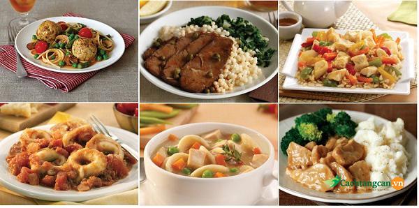 Tăng dần lượng thực phẩm trong mỗi bữa ăn hằng ngày