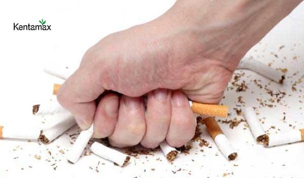Hạn chế sử dụng các chất kích thích như cà phê, thuốc lá...