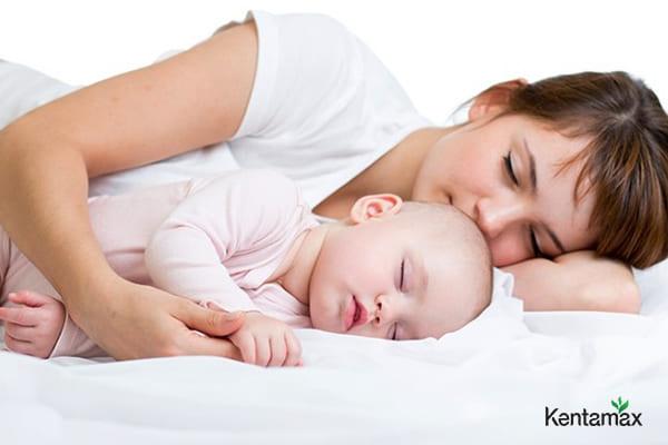 Ngủ đủ giấc, hạn chế căng thẳng, stress (hình minh họa)