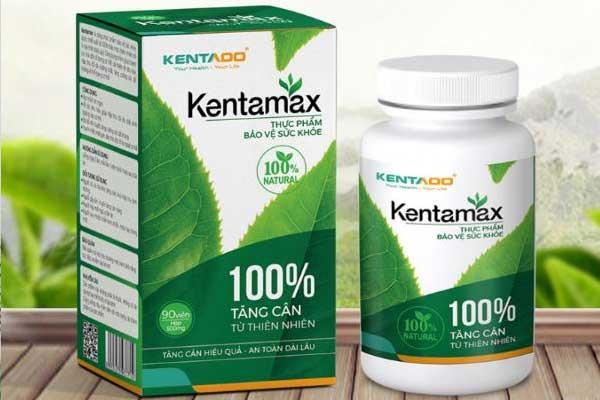 Quan sát kỹ lọ sản phẩm để nhận dạng có phải Kentamax chính hãng hay không?