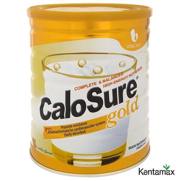 Sữa tăng cân CaloSure gold