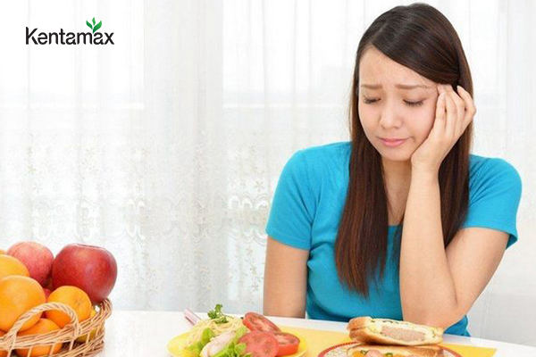 Chán ăn, mất ngủ, teo cơ, rối loạn kinh nguyệt... là những tác dụng phụ của thuốc tăng cân nhanh