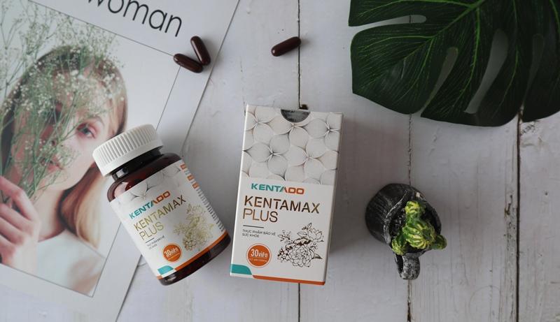 Kentamax Plus - Cách tăng cân hiệu quả cho người gầy lâu năm