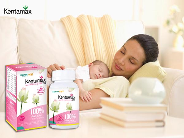 Kentamax 200 được bào chế 100% từ thảo dược tự nhiên