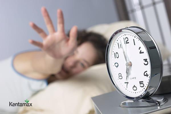Thức dậy đúng giờ để hiệu quả tăng cân được cao