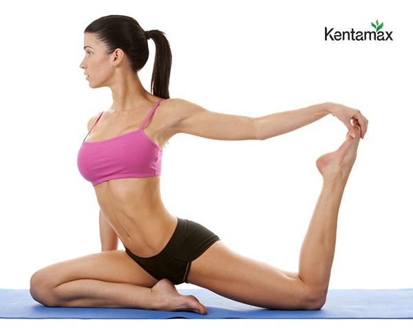 Tập yoga để tăng cân