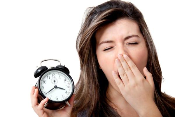 Mất ngủ khiến người gầy khó tăng cân