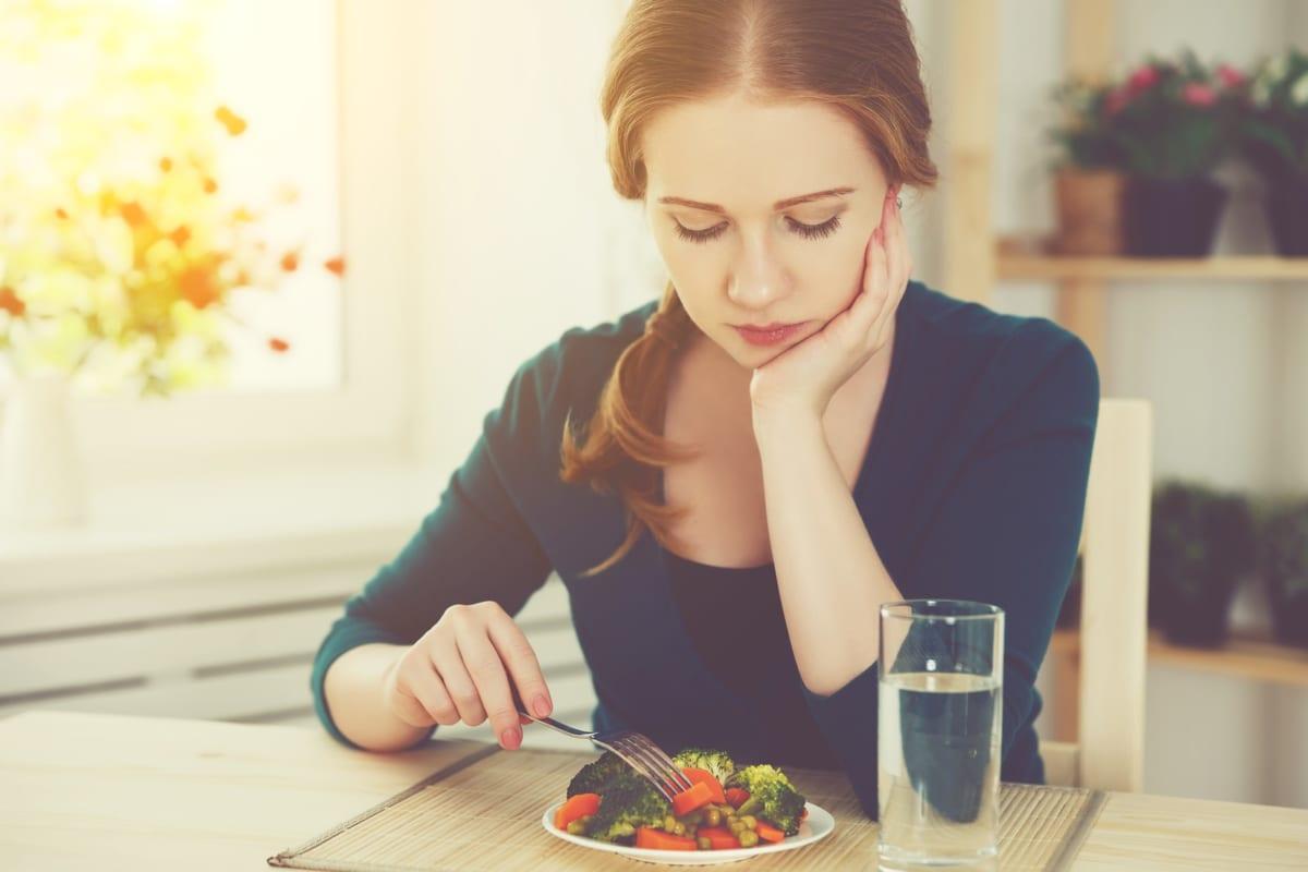 Nguyên nhân người gầy khó lên cân