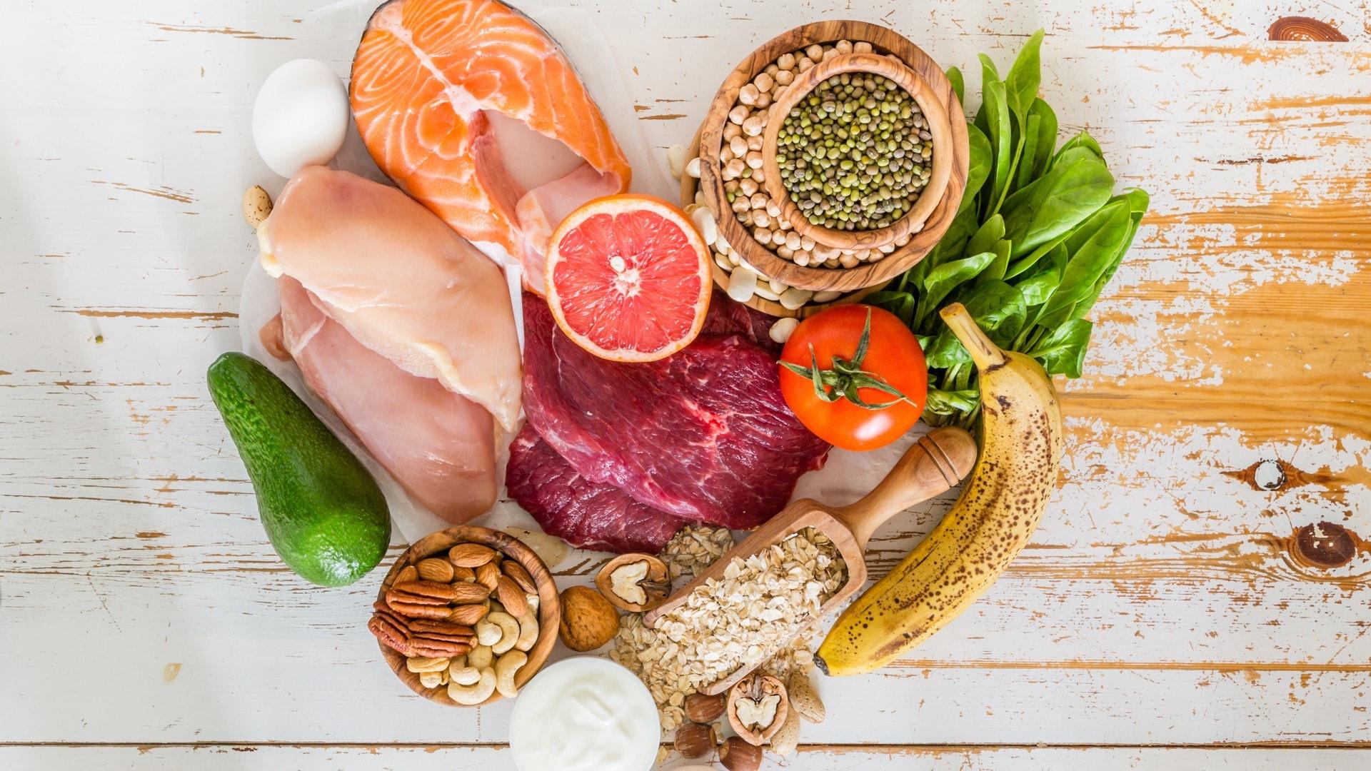 Ăn đa dạng dinh dưỡng để tăng cân nhanh hơn