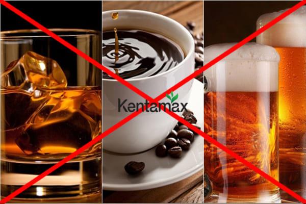 Tránh xa các chất kích thích để hỗ trợ quá trình tăng cân hiệu quả