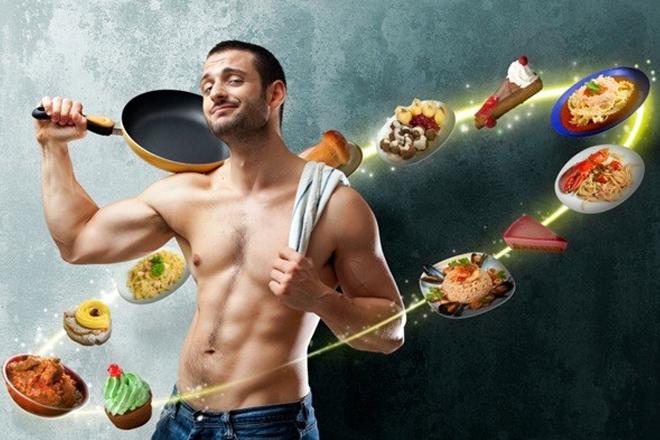 Chế độ ăn tăng cân cho nam thần tốc hiệu quả