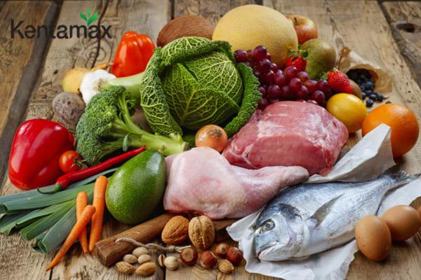 Bí quyết tăng cân đầu tiên cho nam giới đó là đảm bảo chế độ dinh dưỡng phù hợp