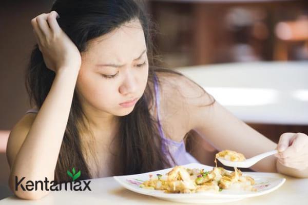 Biếng ăn, chán ăn khiến cân nặng không thể cải thiện
