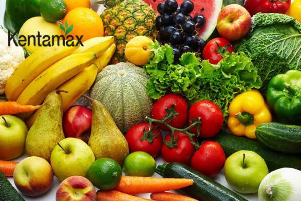 Bổ sung rau củ quả để đủ dưỡng chất cho cơ thể