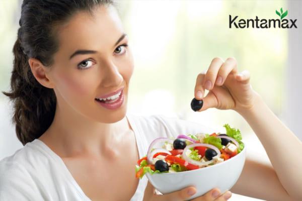 Ăn 3 bữa chính và các bữa phụ để giúp tăng cân hiệu quả