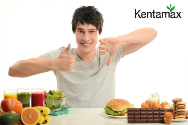 Bổ sung đầy đủ 4 nhóm chất dinh dưỡng giúp nam giới tăng cân hiệu quả