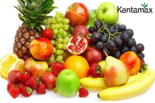 Bổ sung trái cây giàu dinh dưỡng vào chế độ ăn tăng cân cho nữ