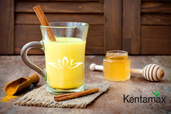 Kết hợp tinh bột nghệ với mật ong tăng hiệu quả