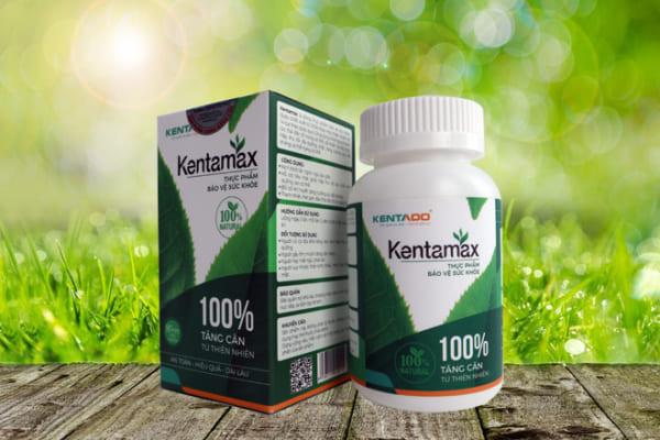 Vì sao Kentamax giúp tăng cân hiệu quả cho người gầy kém hấp thu