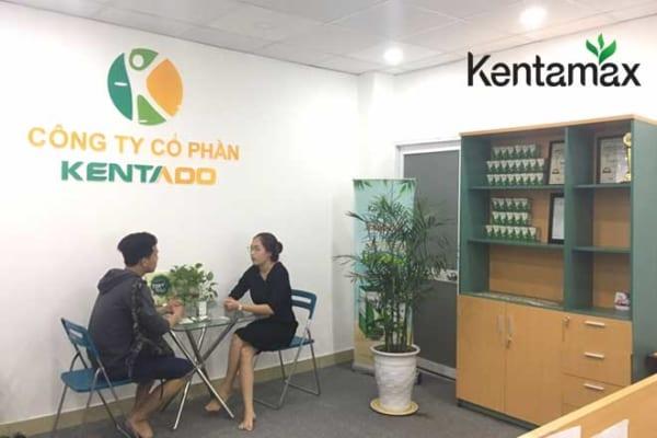 Cách tăng cân hiệu quả với sản phẩm Kentamax