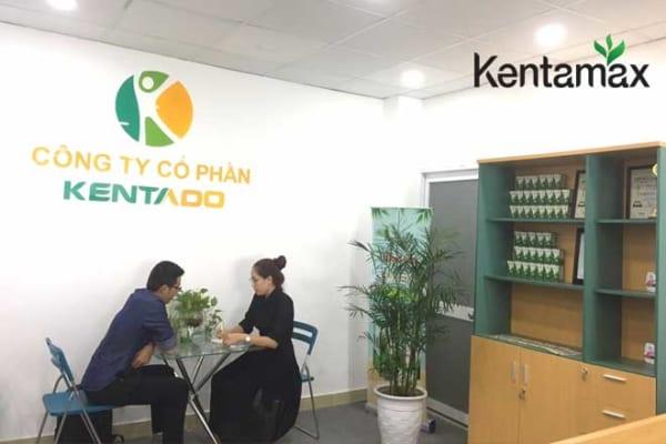 Anh Võ Lê Hoàng Khải đến Kentado mua sản phẩm Kentamax