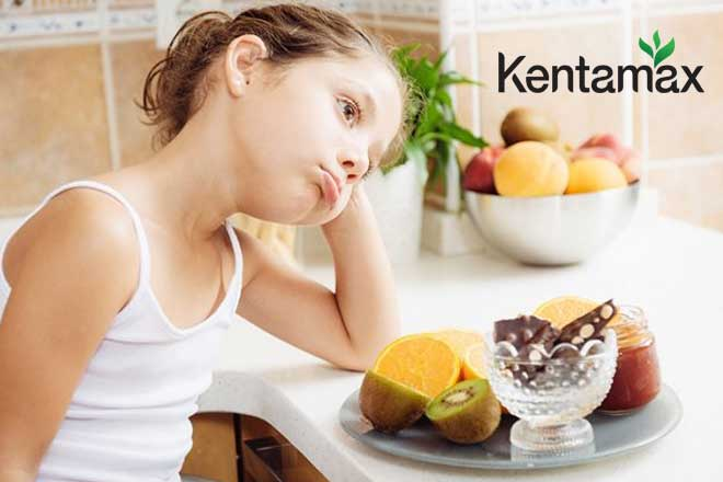 Chán ăn là một trong những nguyên nhân gầy gò