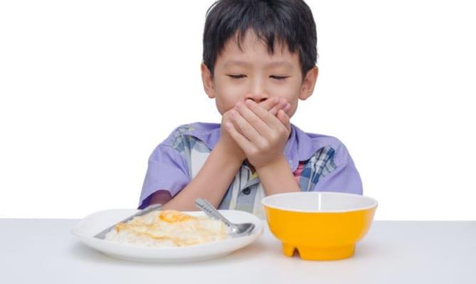 Lên thực đơn cho trẻ biếng ăn