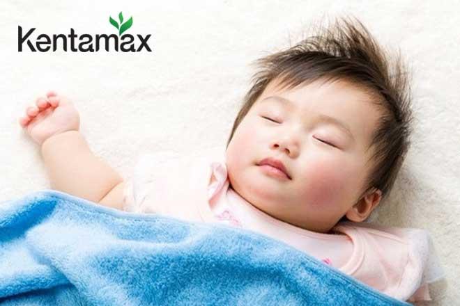 Một giấc ngủ sâu sẽ là mẹo tăng cân cho bé hiệu quả