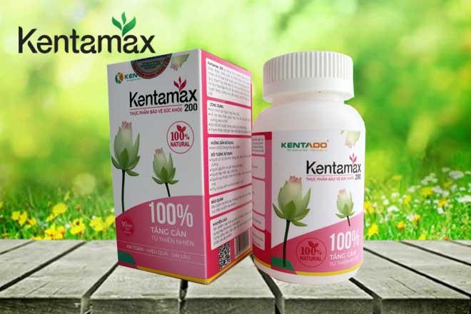 Hỗ trợ tăng cân hiệu quả cho trẻ với sản phẩm Kentamax 200