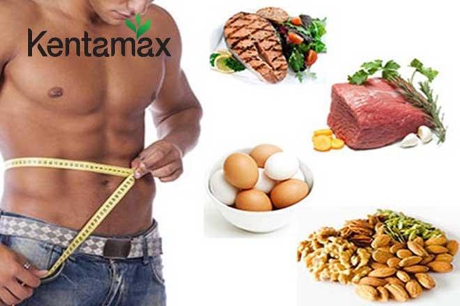 Thực đơn nhiều bữa giúp nam giới tăng cân tăng cơ