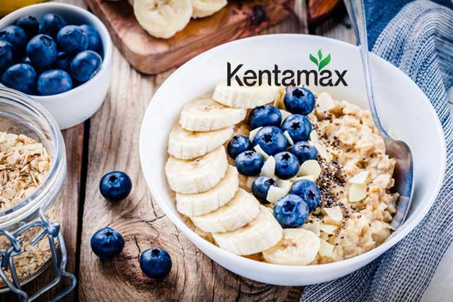 Yến mạch giàu vitamin khoáng chất giúp người gầy tăng cân hiệu quả