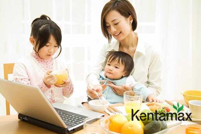 Bí quyết tăng cân cho trẻ hiệu quả an toàn