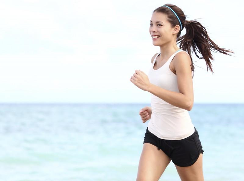 Tập thể dục 30 phút mỗi ngày kích thích ăn ngon và tăng cân tự nhiên