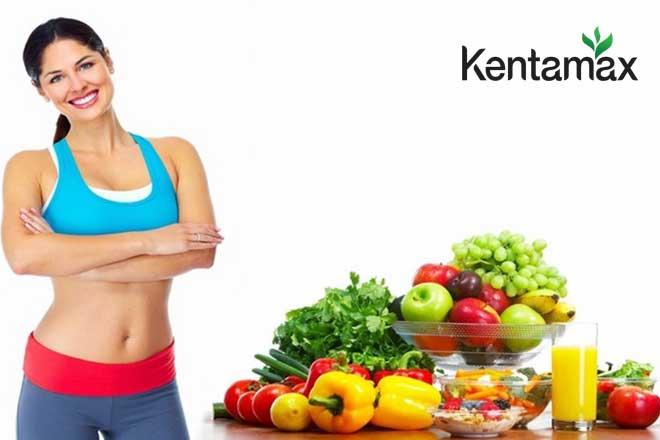 Kiểm soát lượng calo giúp tăng cân nhanh chóng
