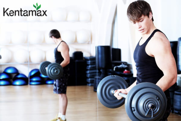 Tập luyện các nhóm cơ lớn đều đặn giúp tăng cân tăng cơ nhanh
