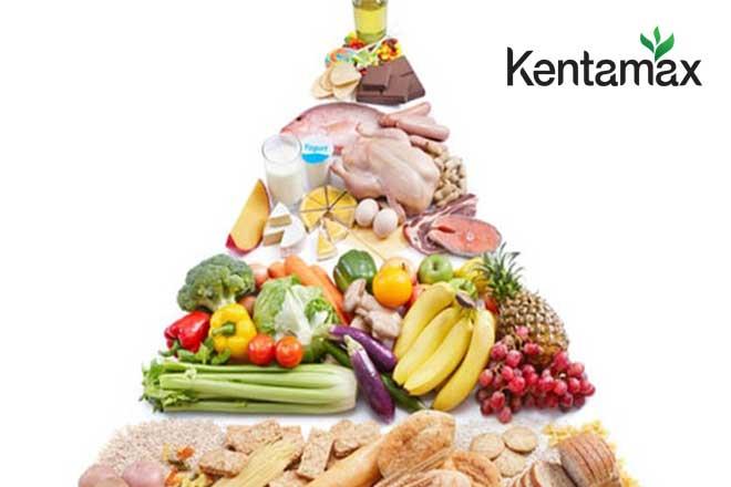 Cân bằng dưỡng chất là nguyên tắc quan trong trọng xây dựng thực đơn tăng cân