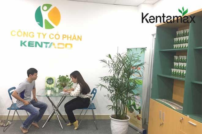 Tư vấn cho khách hàng mới của Kentado