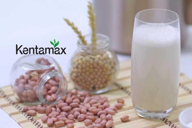 Uống sữa đậu phụng sẽ giúp bạn tăng cân hiệu quả và an toàn