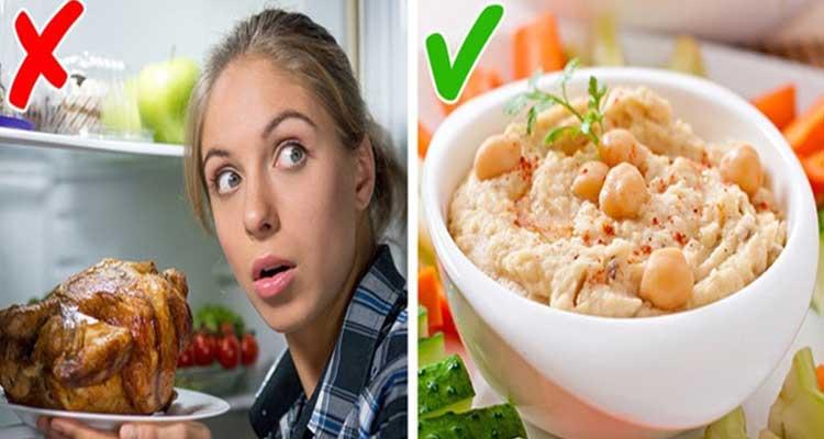 Tối nay ăn gì để hỗ trợ quá trình tăng cân nhỉ?