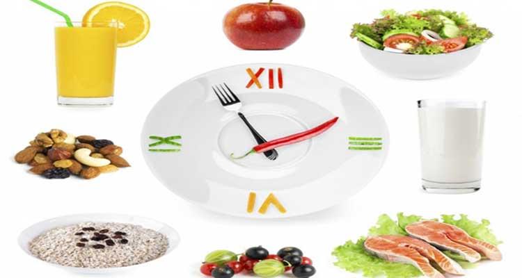 Ăn đúng bữa, đúng giờ giúp tăng cân nhanh chóng